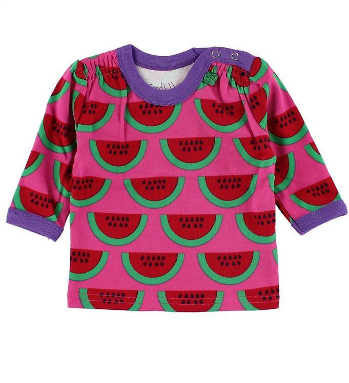 Image of Freds World Bluse - Pink m. Vandmelon (HU201)
