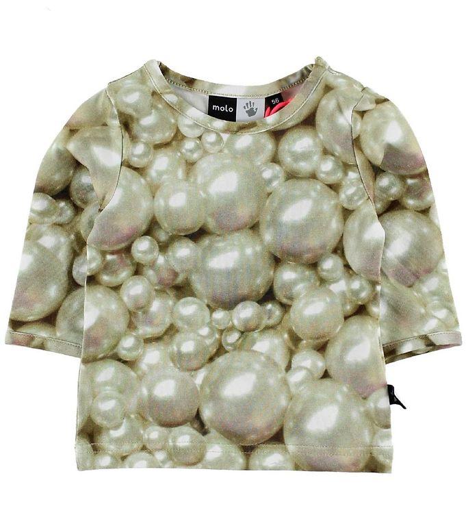 Image of Molo Bluse - Eva - Pearls (IC289)