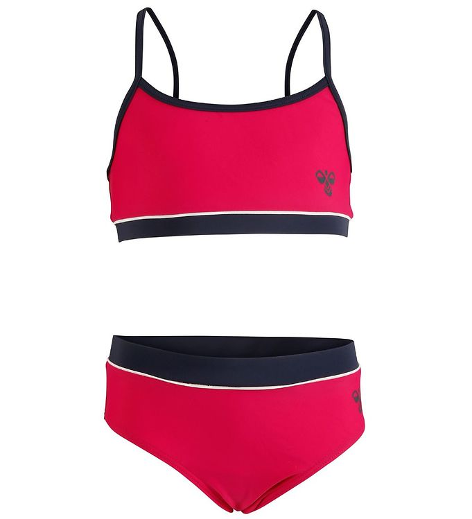 Image of Hummel Bikini - Sofia - UV50 - Fuchsia (ID854)
