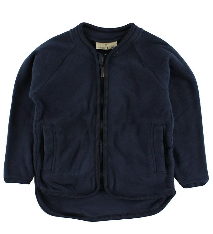 nordic-label-fleecejakke-navy
