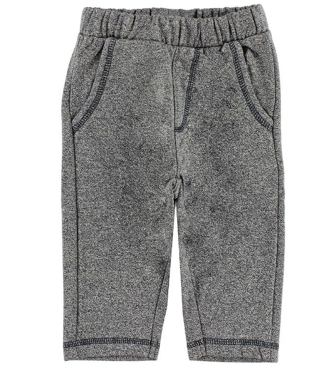 Image of Wheat Sweatpants - Dark Blue (IF298)