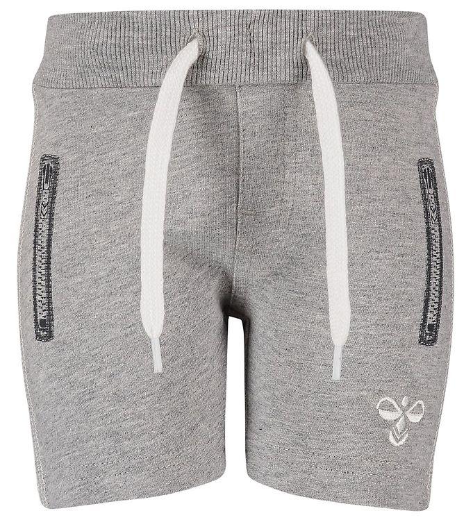 Image of Hummel Shorts - Marcell - Gråmeleret (IF599)