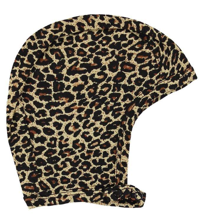 Image of MarMar Hjelm - Leo - Brun Leopard (IG523)