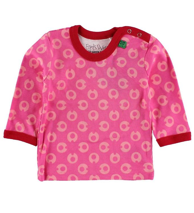 Image of Freds World Bluse - Pink m. My I (IG652)