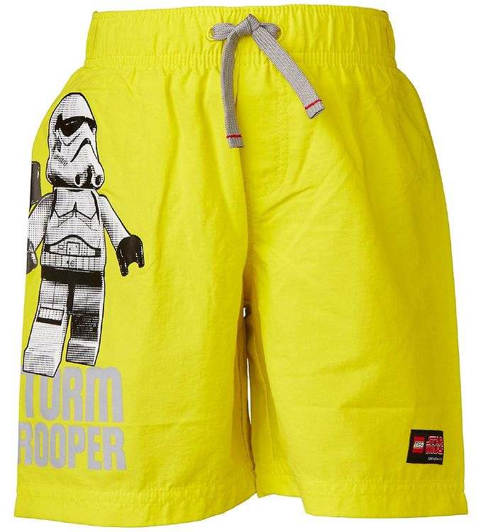 Image of Lego Star Wars Shorts - Gul m. Storm Trooper (IH405)