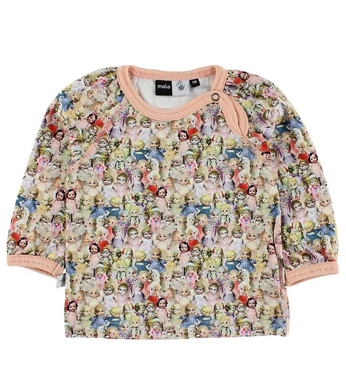 Image of Molo Bluse - Evette - Mini Miss (IJ223)