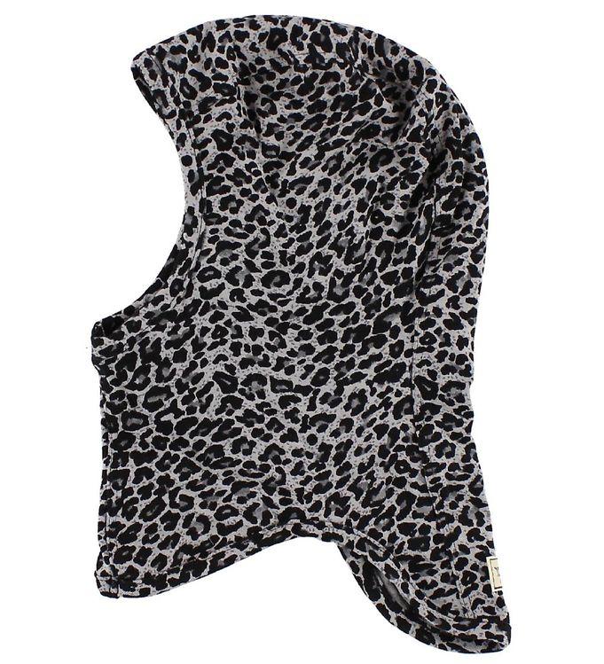 Billede af MarMar Elefanthue - 1-lags - Grå Leopard