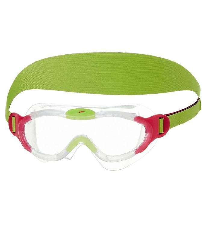 Billede af Speedo Svømmebriller - Sea Squad Mask - Pink/Lime