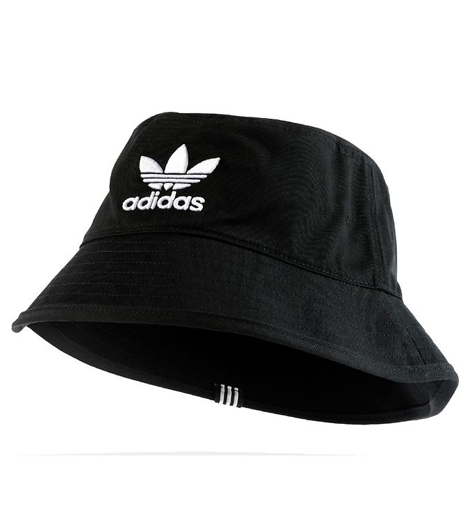 Image of   adidas Originals Bøllehat - Sort m. Logo