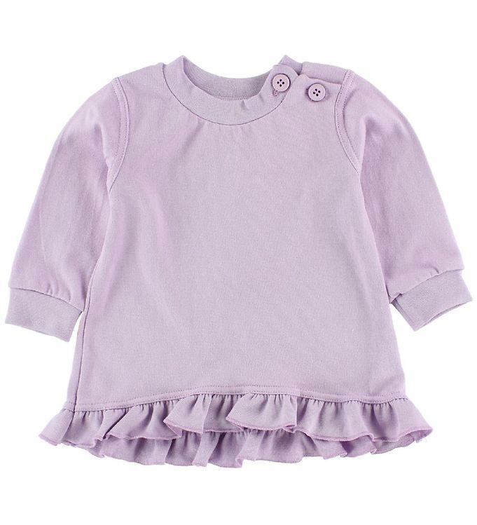 Image of Joha Bluse - Bomuld - Lavendel (IX388)
