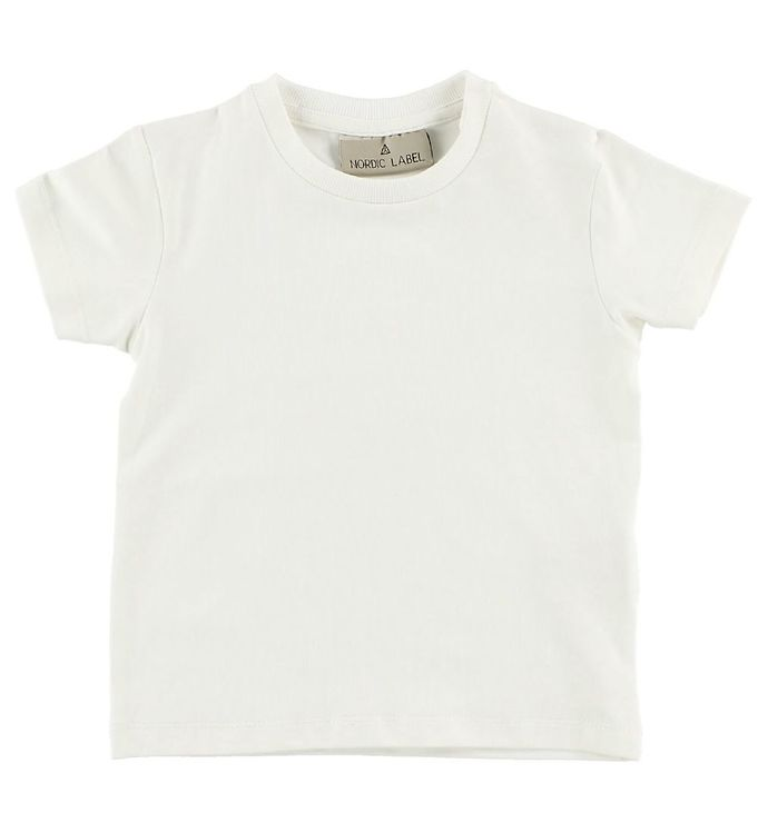 Nordic Label Nordic Label T-shirt - Offwhite