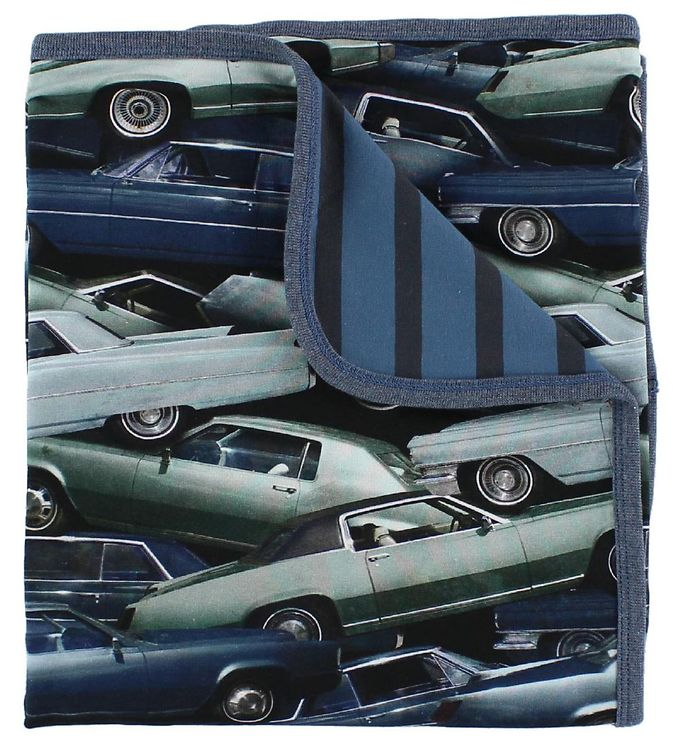 Image of Molo Tæppe - 80x75 - Niles - Stacked Cars (JB418)