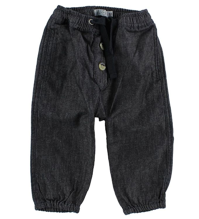 Image of Wheat Bukser - Navy Denim (JB780)