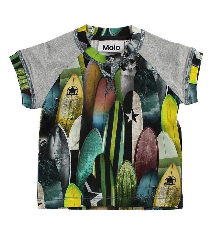 Image of Molo T-shirt - Eton - Surfboards (JC881)