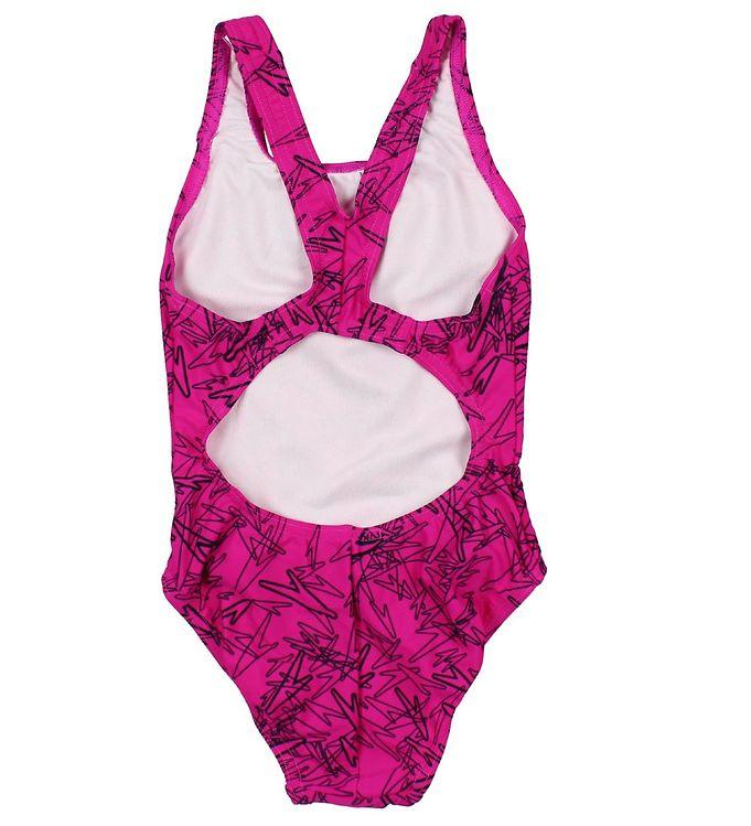 4144aaaafe8 Speedo Badedragt - Boom - Pink/Sort - Køb her med gratis fragt og ...