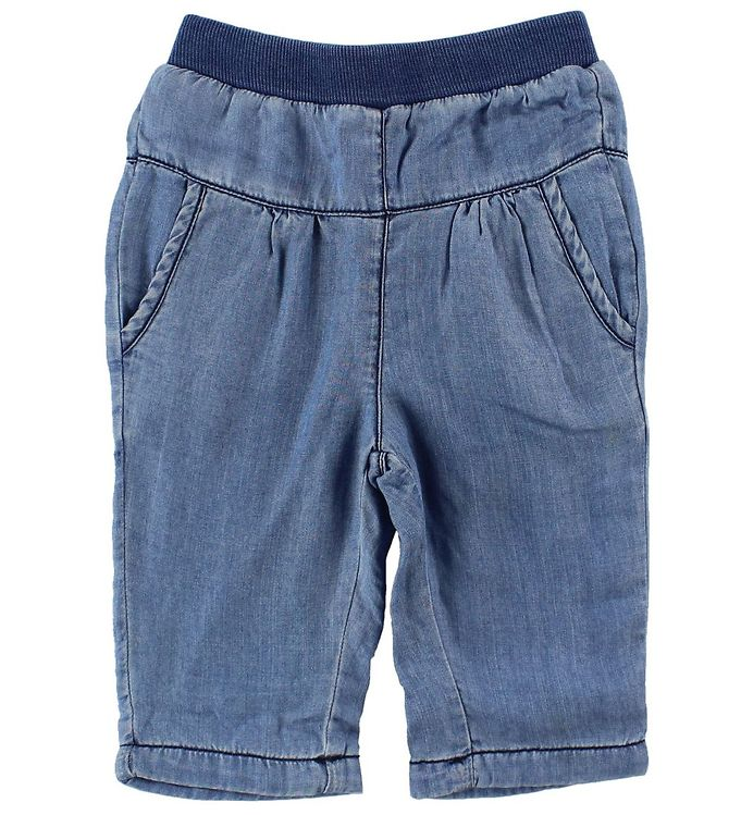 Image of Small Rags Bukser - Lys Denim (JG725)