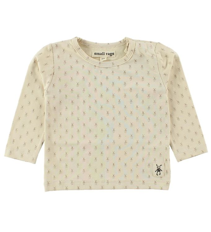Image of   Small Rags Bluse - Creme m. Mr. Rags