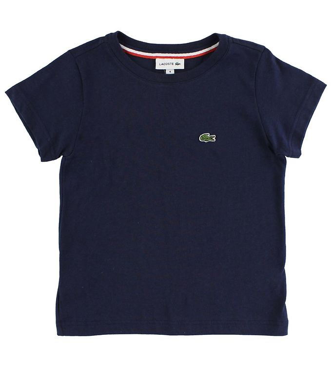 lacoste – Lacoste t-shirt - navy på kids-world