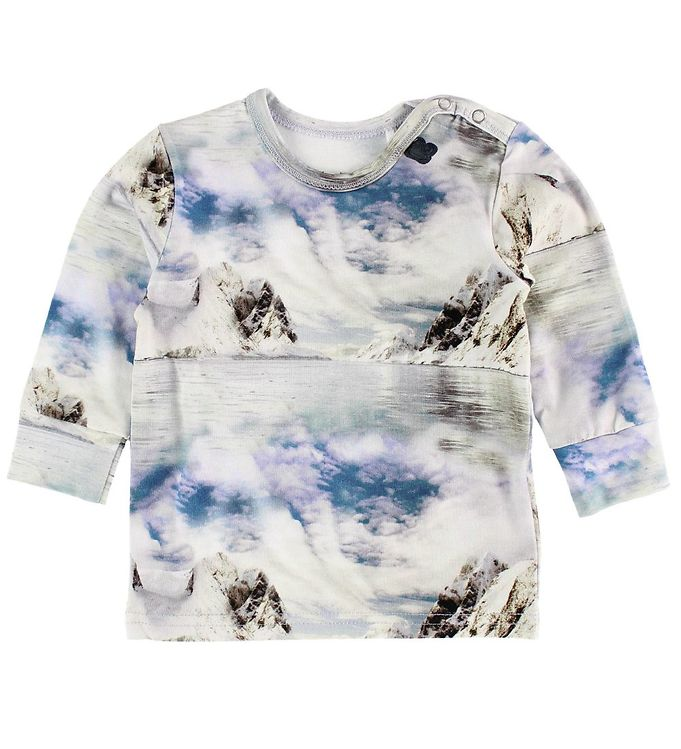 Image of Freds World Bluse - Creme m. Isbjerge (JK063)