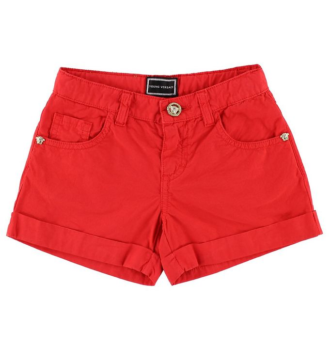 Image of Young Versace Shorts - Rød (JL700)