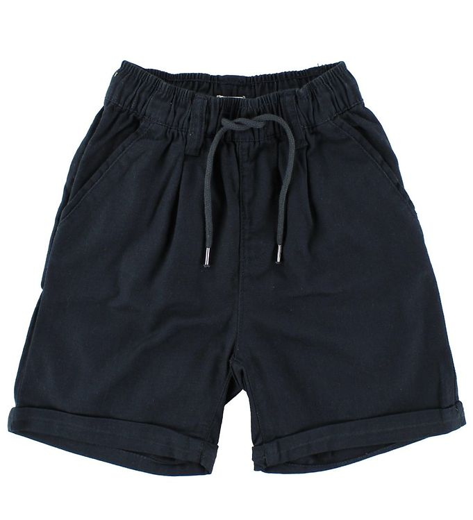 Image of Mini A Ture Shorts - Navy (JN878)