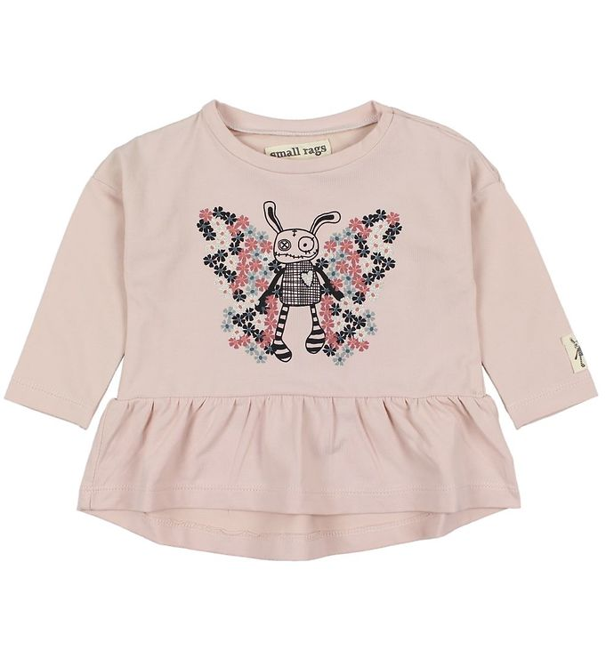 Image of   Small Rags Bluse - Rosa m. Mr. Rags