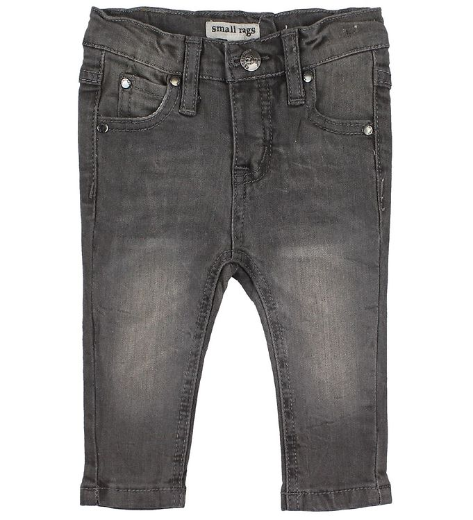 Image of Small Rags Jeans - Grå Denim (JO034)