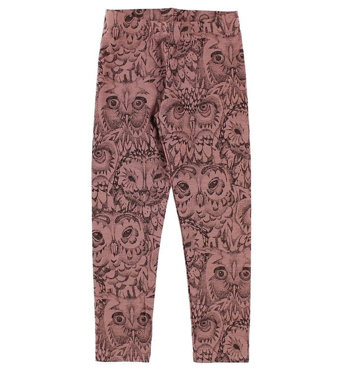 soft gallery Soft gallery leggings - paula - burlwood på kids-world