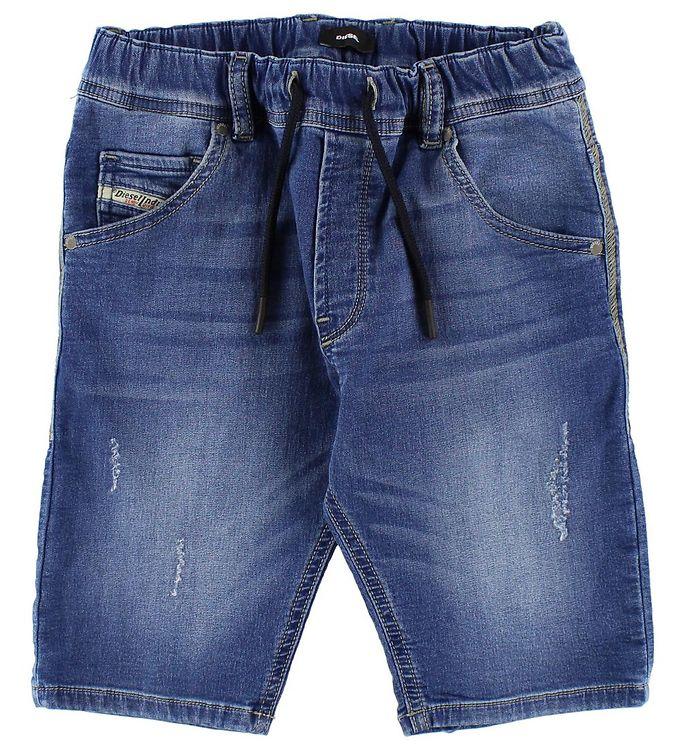 Billede af Diesel Shorts - Krooley - Lys Blå Denim
