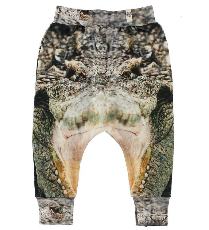 Image of Popupshop Leggings - Baggy - Krokodille (JP626)