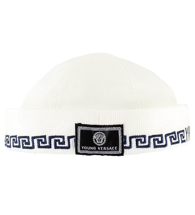 Image of Young Versace Hue - Creme/Navy (JQ063)