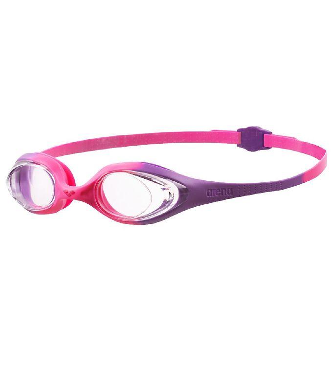 Image of Arena Svømmebriller - Spider Jr - Pink (JR535)