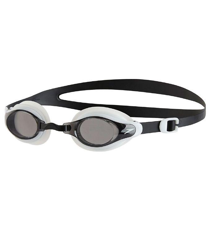 Image of Speedo Svømmebriller - Mariner Supreme - Sort/Hvid (JR570)