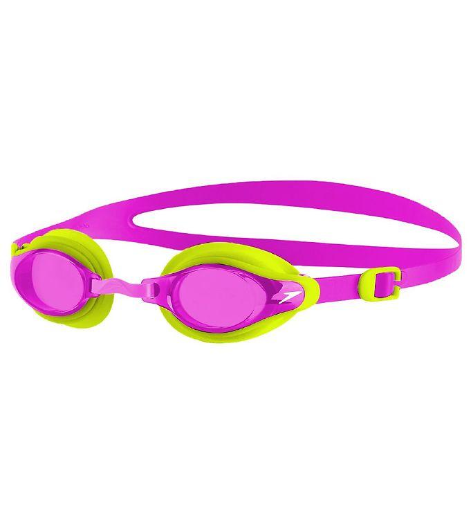 Image of Speedo Svømmebriller - Mariner Supreme - Pink/Lime (JR572)