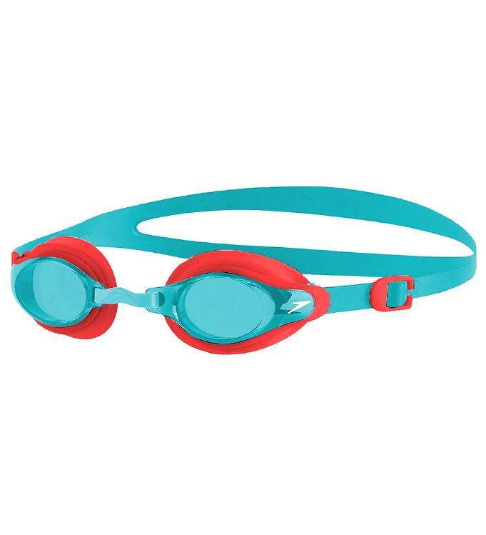 Image of Speedo Svømmebriller - Mariner Supreme - Turkis/Rød (JR592)