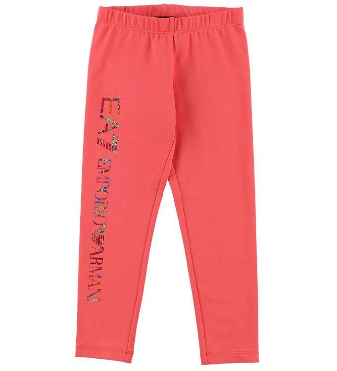 Image of EA7 Leggings - Hot Pink (JS232)