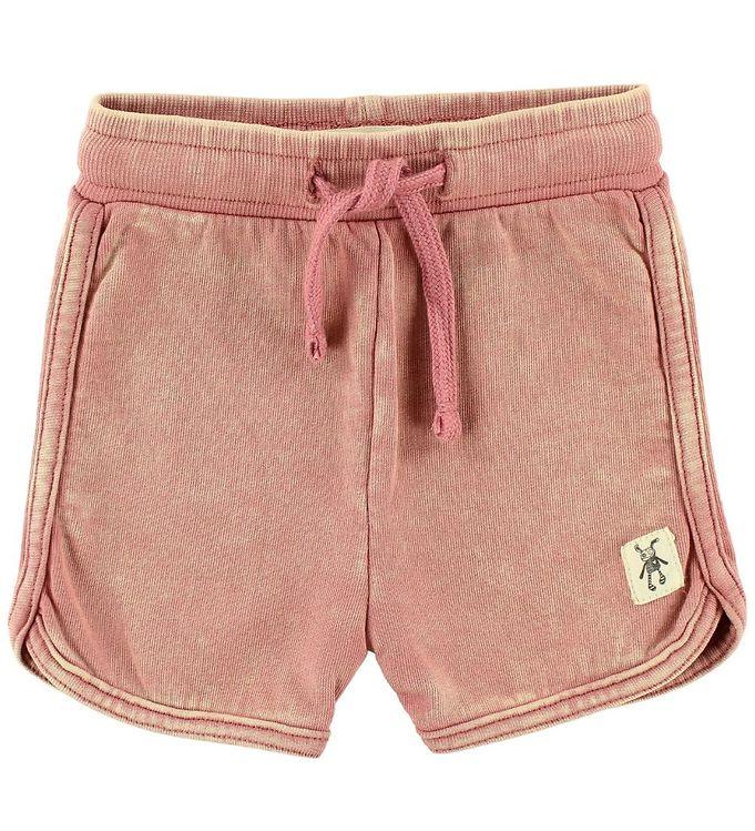 Image of Small Rags Shorts - Grace - Støvet Rosa (JS370)