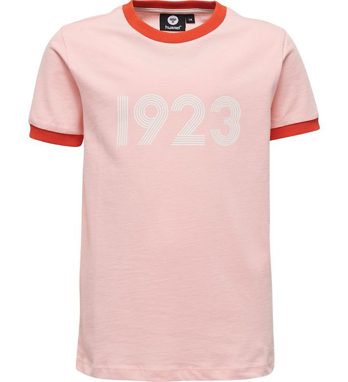 Image of Hummel T-shirt - Marty - Rosa (JS443)