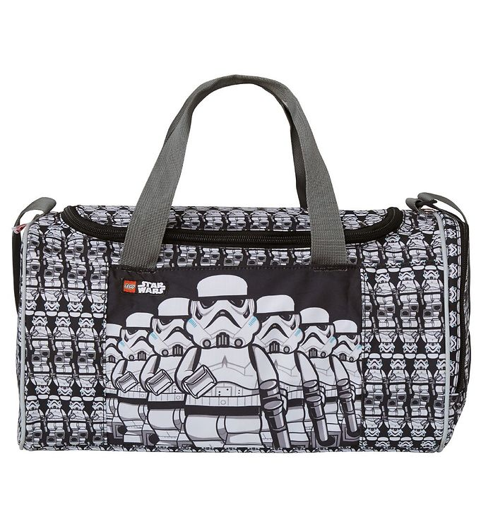 Image of Lego Gymnastiktaske - Star Wars - Stormtrooper (JS662)