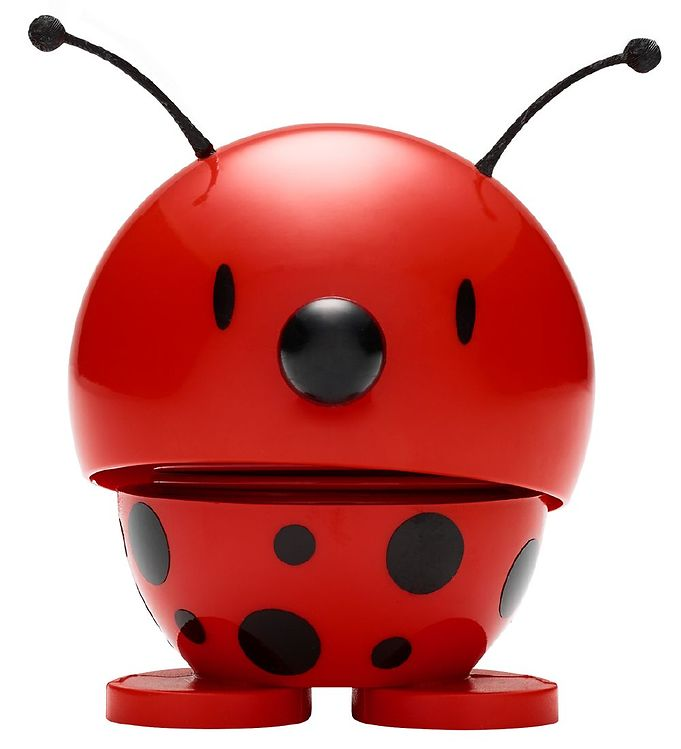 Image of Hoptimist Baby Ladybird - 7 cm - Rød (JS907)