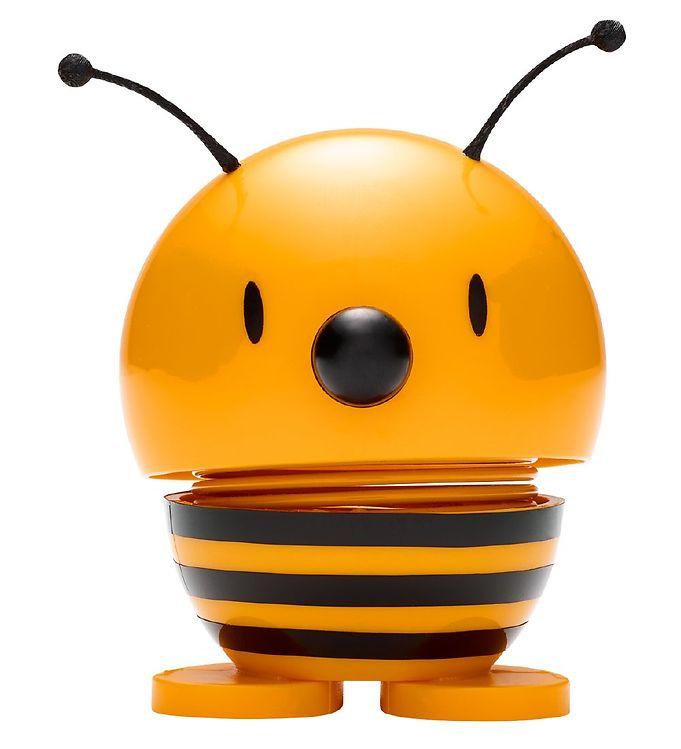 Image of Hoptimist Baby Bee - 7 cm - Gul (JS910)
