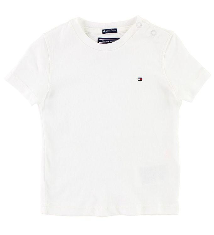 Image of Tommy Hilfiger T-shirt - Hvid (JT069)
