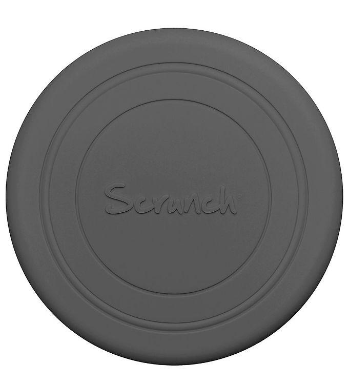 Image of Scrunch Frisbee - Silikone - Mørkegrå (JT765)