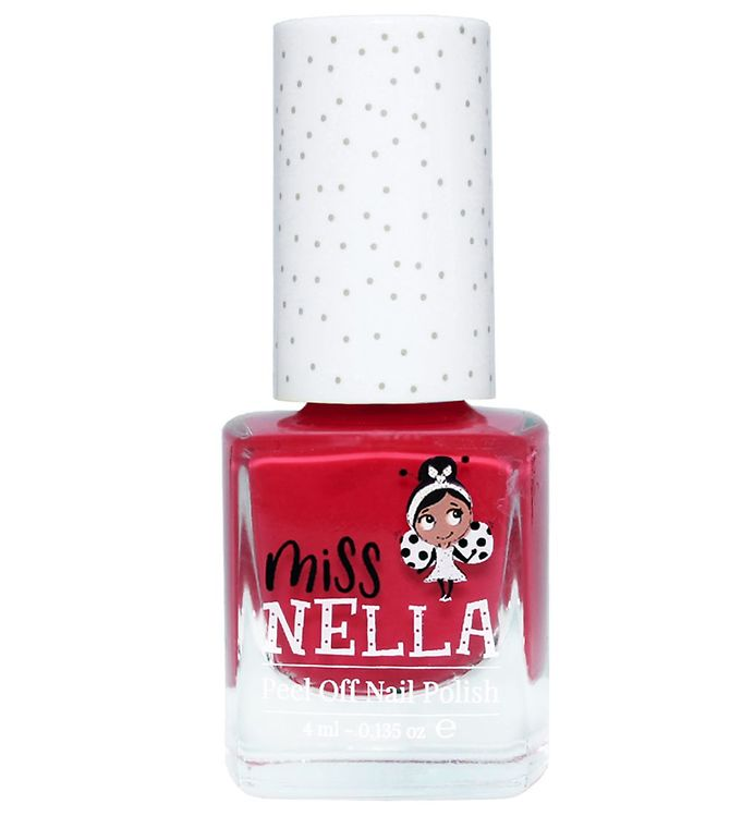 Image of Miss Nella Neglelak - Cherry Macaroon (JT954)