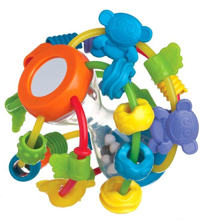 Playgro Bidebold - Multifarvet