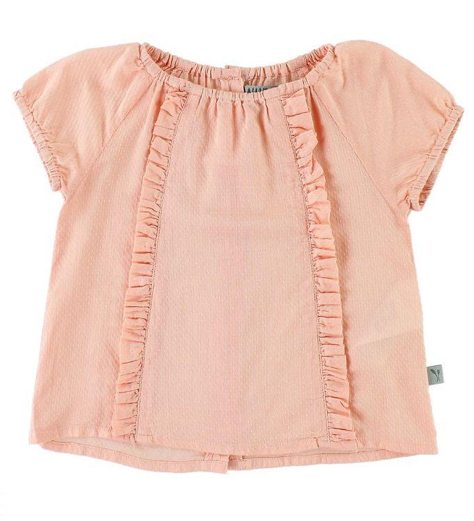 Image of Wheat T-shirt - Becca - Peach Portrait (JU526)