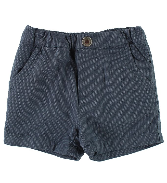 Image of Wheat Shorts - Normann - Blåternet (JV039)