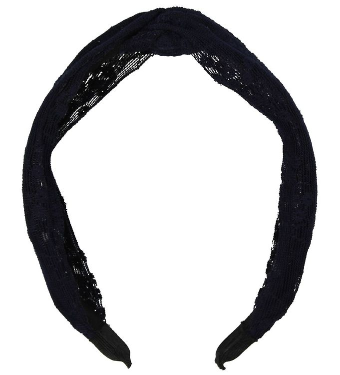 Image of Lehof Hårbøjle - Lace - Navy Blonde (JV081)