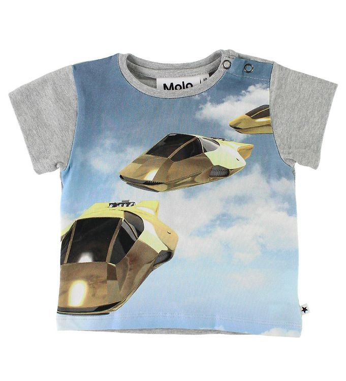 Image of   Molo T-shirt - Eddie - Hover Cars