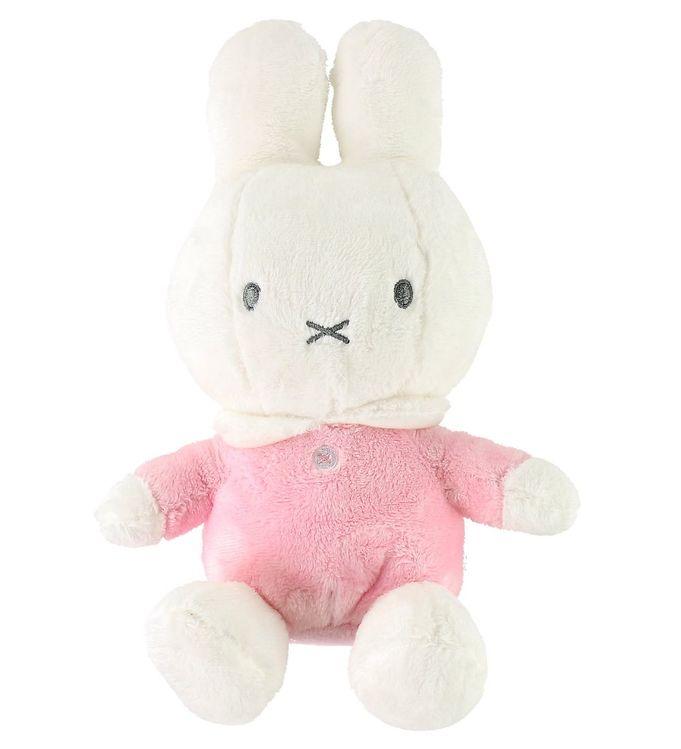 Image of Teddykompaniet Bamse - Miffy - 30cm - Rosa (JV604)